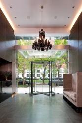 333 Rector Lobby Front Door