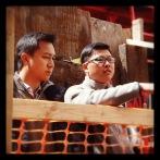 Lam Man Jr and Alvin