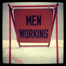 Fletcher Men Working