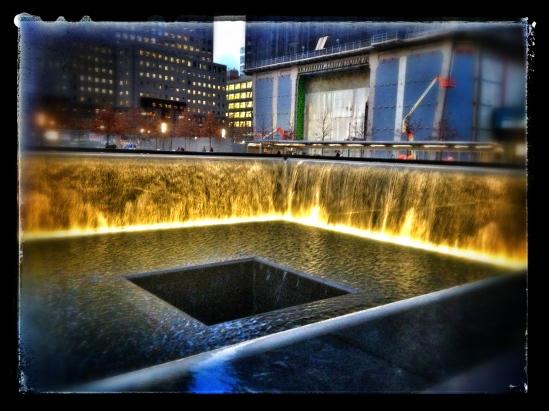 WTC Falls