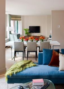 333 Rector 3 Bed Living Room
