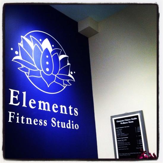 Elements Front Desk!